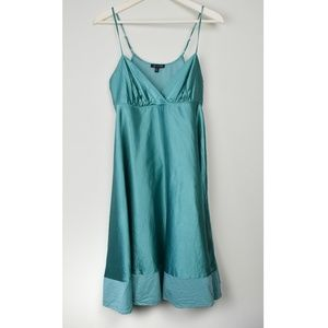 The Limited Green Pistachio Slip Dress Size 8